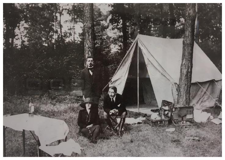 La Grand Ourse, c'est un retour à l'esprit du camping d'antan.