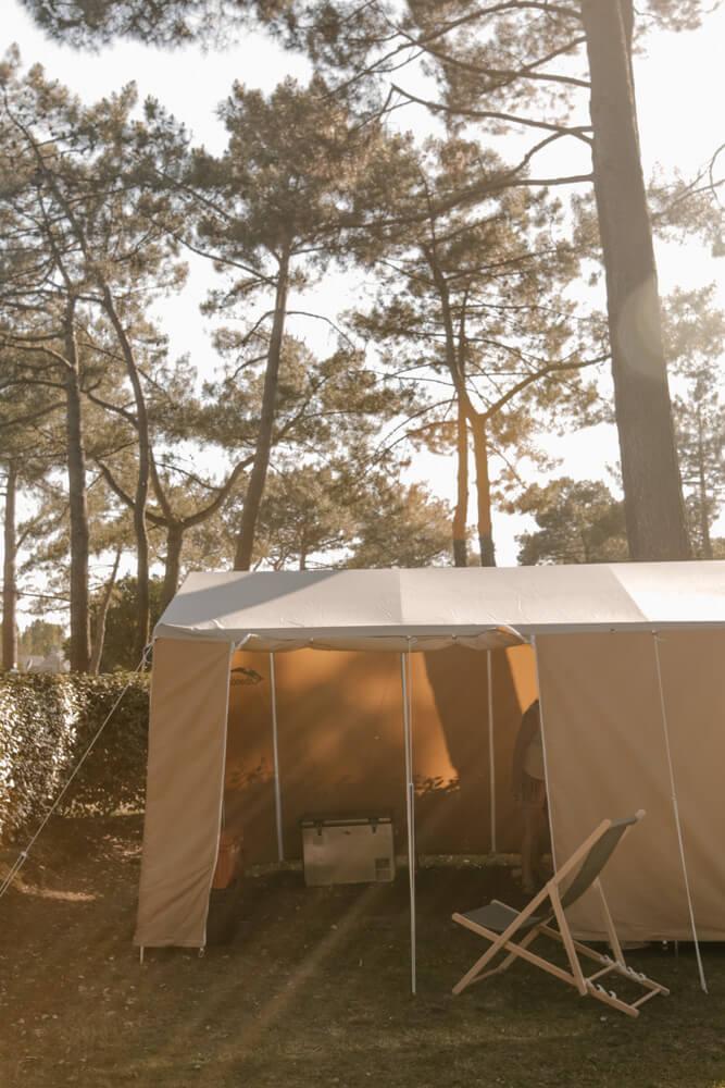 la grande ourse Tente en Coton Mini Marabout