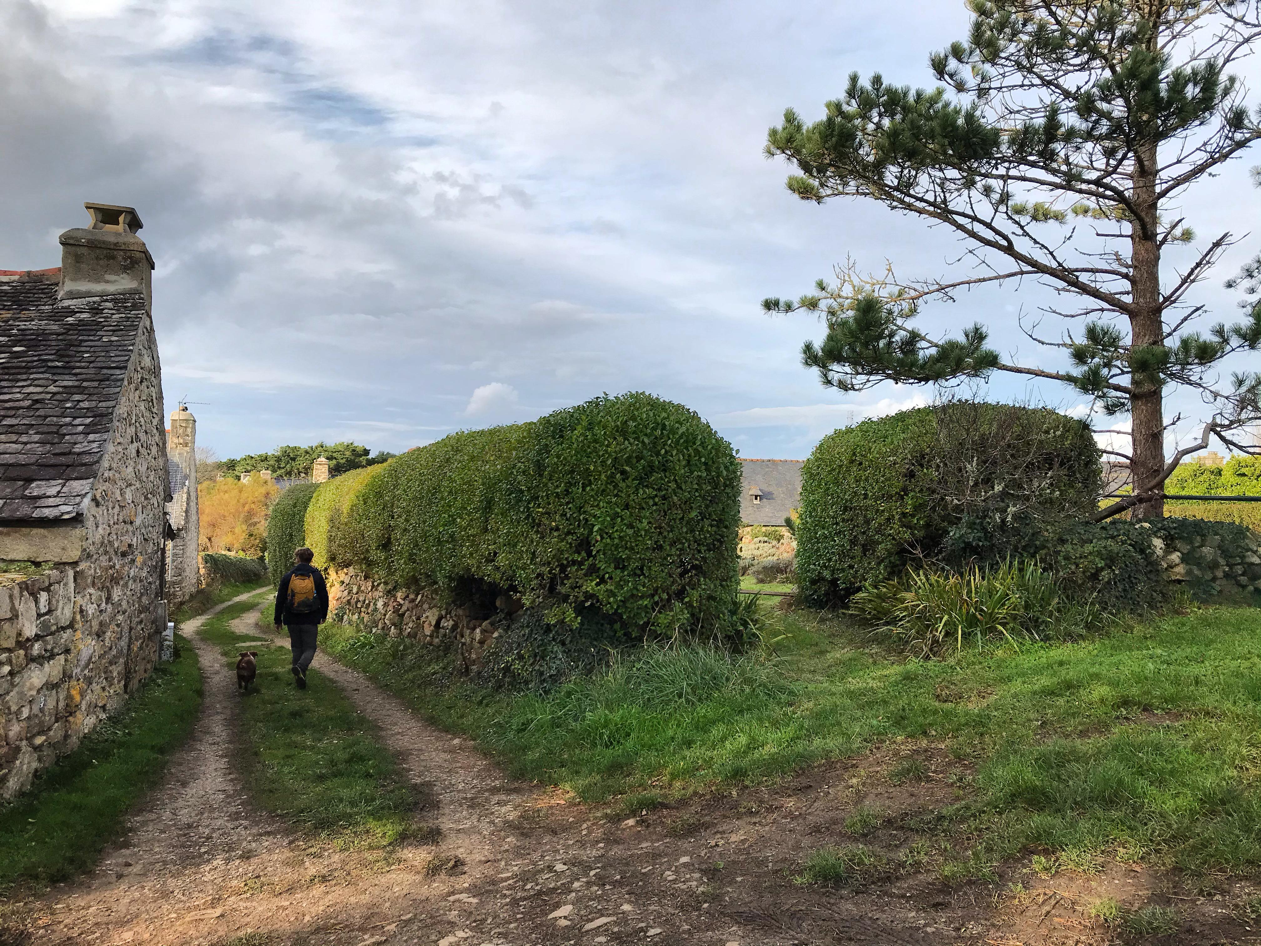 chemin Cap de la Chèvre