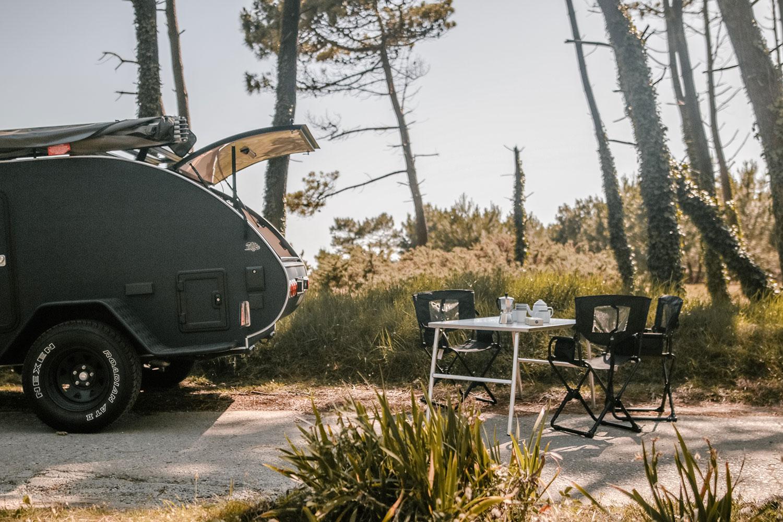la grande ourse Chaise Pliante Expander Frontrunner
