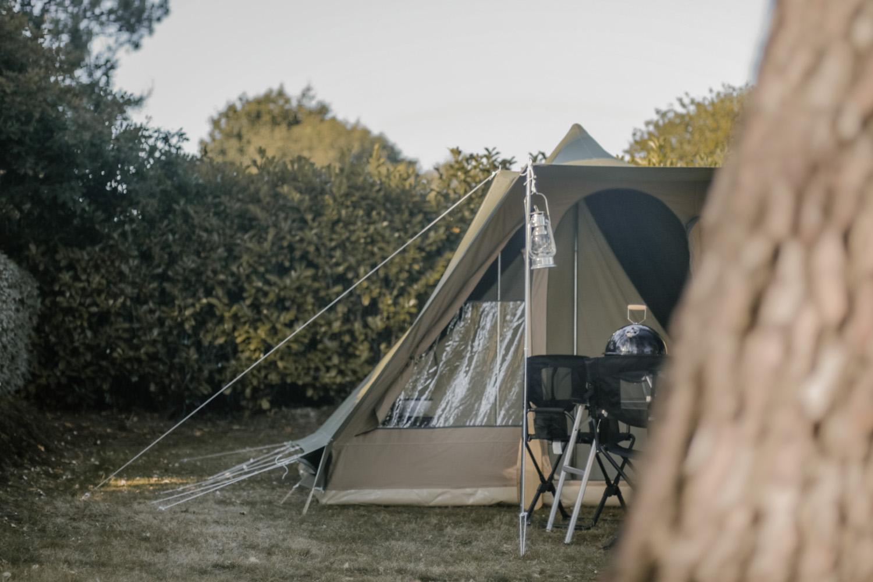 Prêt à camper